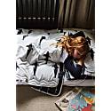 Orca Organic Cotton Sleeping Bag (Grey) image