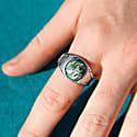 Seraphinite Iconic Stone Ring image