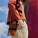 Phone Bag Brown image