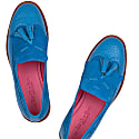 Eleanor Electric Blue Loafer image
