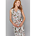 Drop Dead Gorgeous Floral Print Wrap Dress image