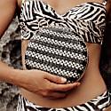 Matta Jackie Handwoven Straw Clutch image