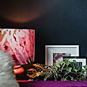 Dream Tie Dyed Satin Lampshade 35X23Cm image