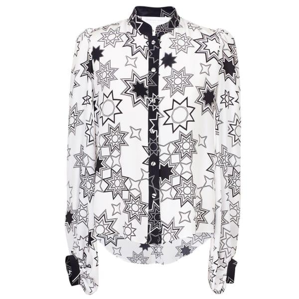 SIOBHAN MOLLOY Annie Star Print Shirt