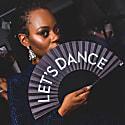 LET´S DANCE Hand Fan image