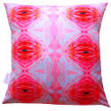 Abstract Amaranth Cushion image