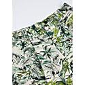 Bobby Linen Short Bali - Green image
