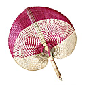 Aphrodite Balinese Woven Hand Fan image