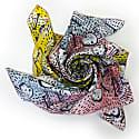 Candyfloss Silk Scarf image