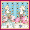 Baroque Ladies with Bunnies image