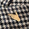 Enamel Pin Finger Gun image