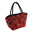 Bag Silk Style1 Red & Black image