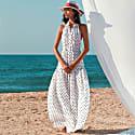 Long Neckholder Dress image