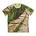 Printed Silk T-Shirt image