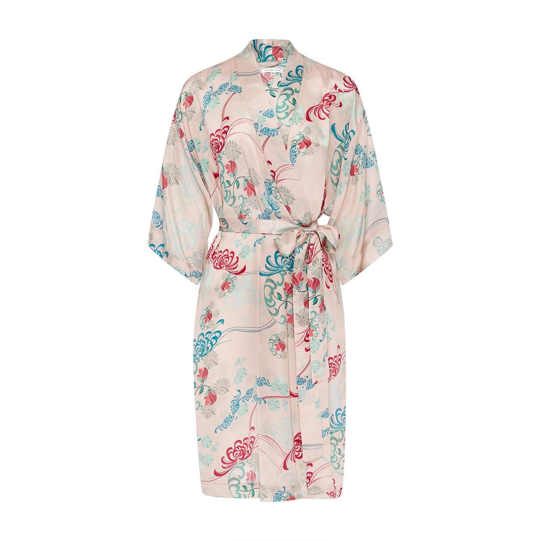 Amelie Silk Kimono Robe  b9c16e9f9