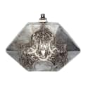 Celtic Silver Resin Minaudiere image
