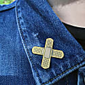 Enamel Pin Plaster image