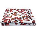 Copper Beech Linen Table Cloth 320 image