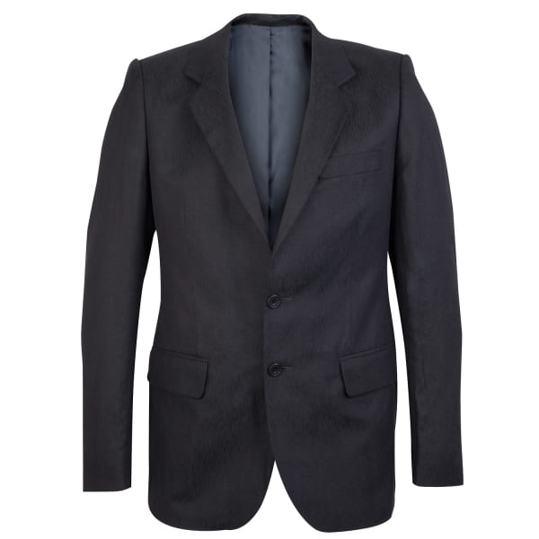 Brushed Silk Suit Jacket (44) | Baartmans and Siegel | Wolf & Badger