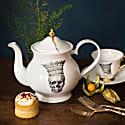 Skull In Crown Teapot image