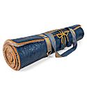 Yoga Rug Mat Navy image