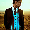 Blue 'Luo' Striped Waistcoat image