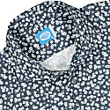 Paros Floral Shirt - Blue image