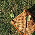 Rattan Tote Bag On The Go image