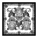 The Tropical Leopard Scarf image