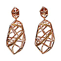 Hexa Citrine Earrings image