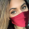 Holiday Collection Set of 3 Luxury Silk Masks image