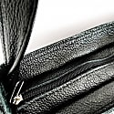 Leather Handbag Nepal Black image