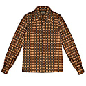 Pointed Collar Shirt 70s Style image