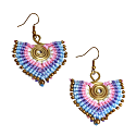 Statement Earrings In Pastels image