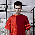 Unisex Red Hues T-Shirt image