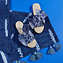 Fancy Feet Shibori Espadrilles image