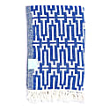 Blue Labyrinth Hammam Towel image