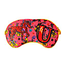 U Is For Unicorn Silk Eye Mask In Giftbox image