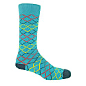 Turquoise Hastings Men's Socks image