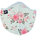 Blooming Bouquet Super Soft Face Mask image