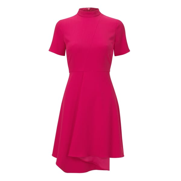 OUTLINE The Priory Dress Pink