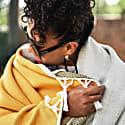 Artist-designed Knitted Blanket - 'Endless Summer' image