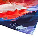 Expression Of Water Silk Twill Scarf image