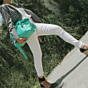 The Anne Crossbody Bag Turquoise image