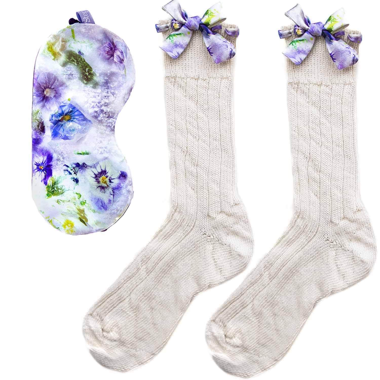 6b1471f658 Bed Socks   Eye Mask Gift Set image
