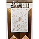 Moth Tea Towel image