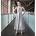 3D Printed Sacred Dress Grey image