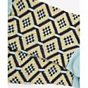 Duck Egg Wave Socks image