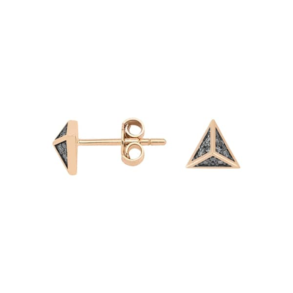 JEZEBEL LONDON Single Dean Stud Earring