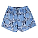 Quack Swim Short In Dragonfly Trees Blue image